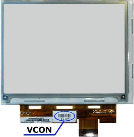 """LF LCD Display For SONY PRS-T1 Ereader Repair Replacement Screen 6/"""" ED060SCE"""