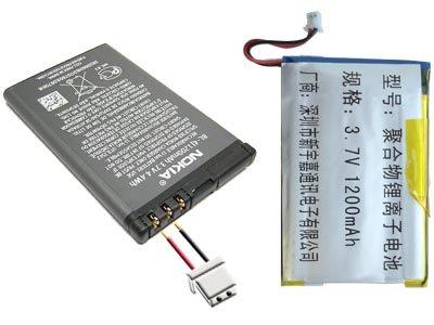 Замена батареи в электронной книге DIGMA E6000 на NOKIA