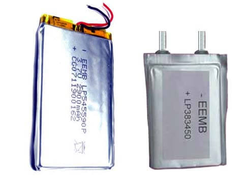 Battery for tablets