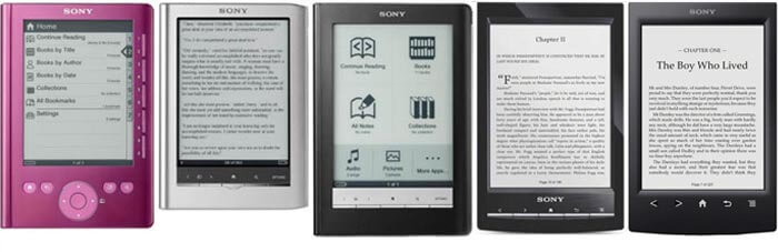 E ink reader the review of electronic books sony reader sony prs t1 sony prs t2 sony prs 500 sony prs 600 publicscrutiny Images